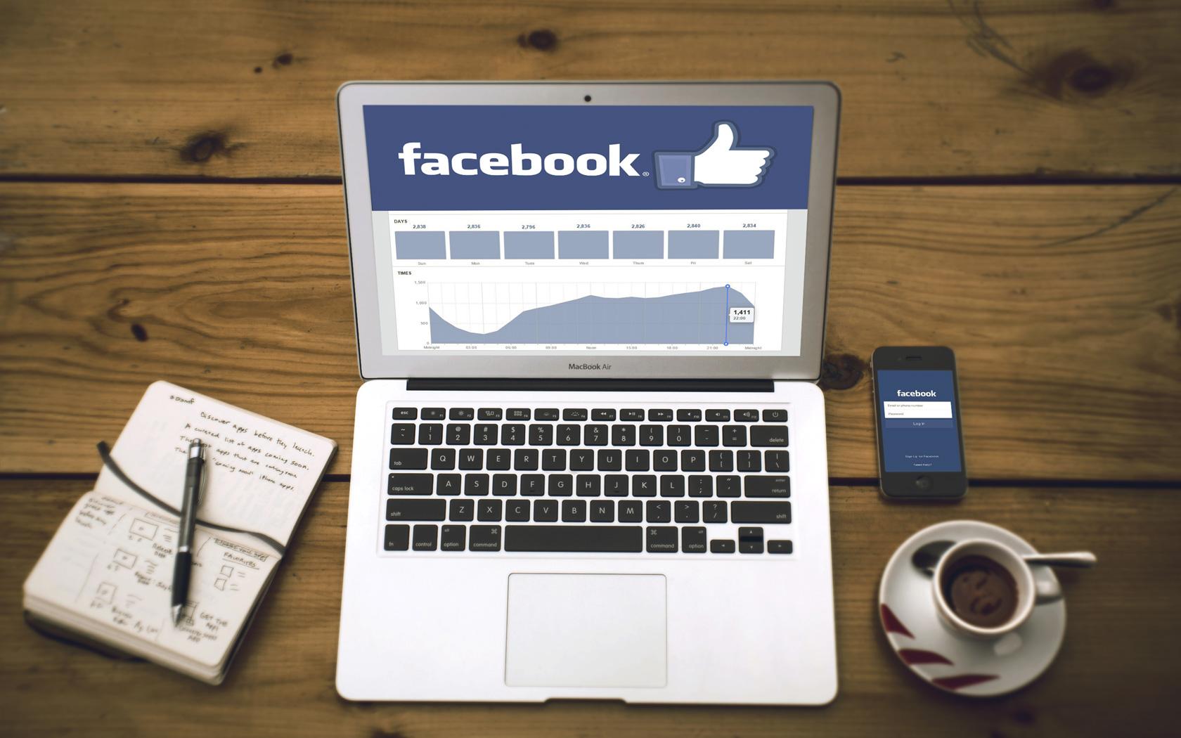 marketing and facebook [ebook gratuito] marketing no facebook - aprenda tudo sobre o assunto e descubra como utilizar o facebook para obter bons resultados.