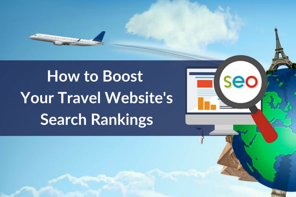 TravelCarma Blog - Travel Agency SEO Guide