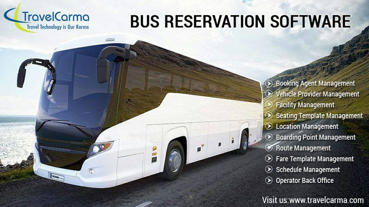 TravelCarma Bus bookine software
