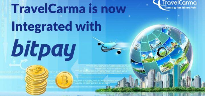TravelCarma Bitpay integration