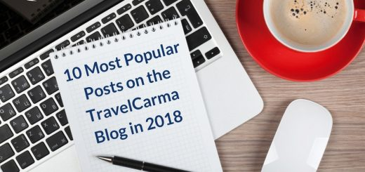 10 Most Popular Posts on the TravelCarma Blog in 2018