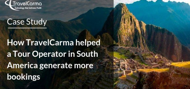 TravelCarma Peru Client Case Study