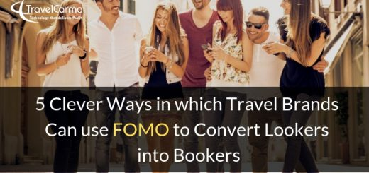 How Travel Brands can use FOMO to Convert Lookers into Bookers