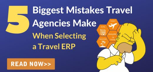 Mistakes agencies make when selecting a Travel ERP