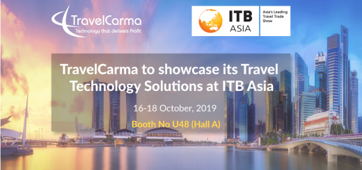 TravelCarma participating at ITB Asia 2019