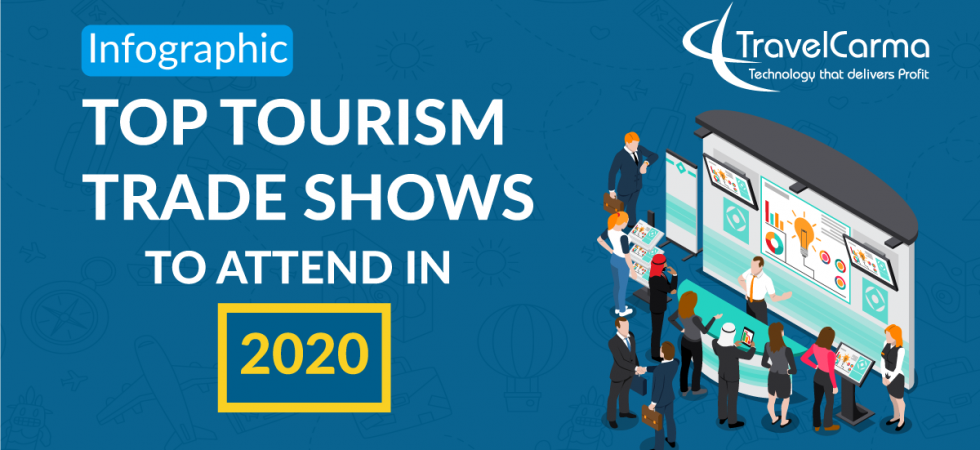 Top travel trade shows 2020