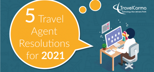 travel agent resolutions 2021