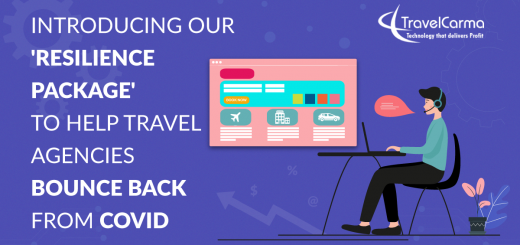TravelCarma Introduces a 'Resilience Package' to help Agencies Bounce Back from COVID