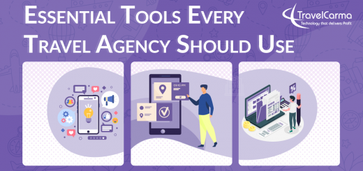 Essential software tools for travel agents